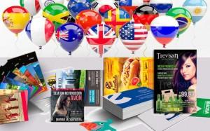 Перевод рекламных материалов